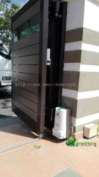 Auto gate with DC MOTO 905