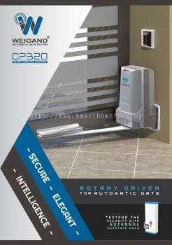 Weigand Swing or Folding Autogate System