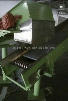 Stainless Steel Hoper in convayer line