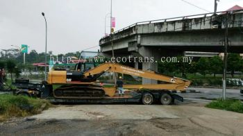 CAT320D Excavator w Long Arm