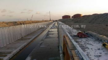 Project Deepwater Terminal -Phase 3 (PDT3) - Permanent Drain