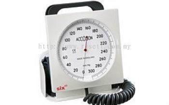 SIX SERIES ANEROID SPHYGMOMANOMETER DESK MODEL 0632