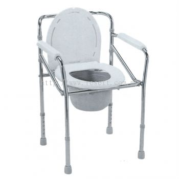 FOLDABLE COMMODE CHAIR, HH1050