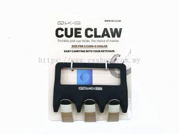 CUE CLAW 3 CUES+3 CHALK
