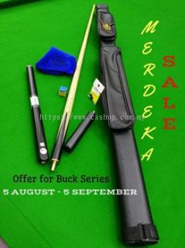 BUCK SNOOKER CUE