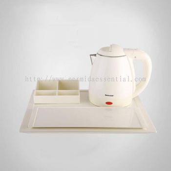 Hotel Electric Kettle Tray Set