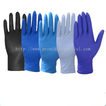 MEDICAL PRODUCT - Nitrile Gloves & Latex Gloves