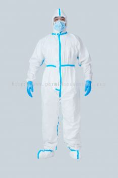 MEDICAL PRODUCT - PPE Coverall Disposable Suit