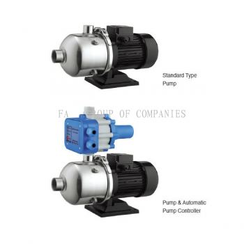 Horizontal Multistage S&S Centrifugal Pump