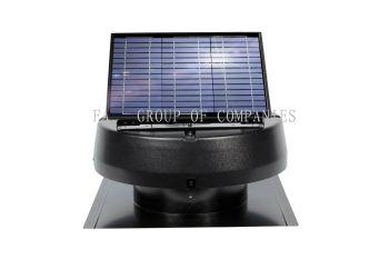 20-Watt Solar Attic Fan