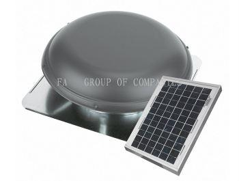 Roof-Mounted Solar Attic Fan