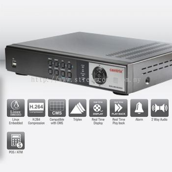 RV 3008E  8 Channel H.264 Linux Embedded Digital Video Recorder