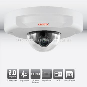 MD20 IP Megapixel Mini Dome Camera