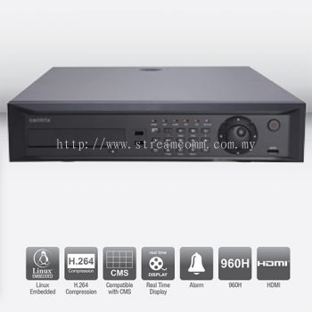 BVR8XP 8 Channel H.264 Embedded DVR