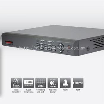 BVR16X 16 Channel H.264 Embedded DVR