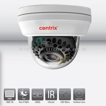 DV100IRV Infra Red Dome Camera 3D-DNR, 20M
