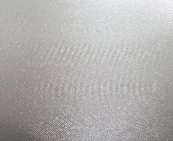 Fabri Satin Silver
