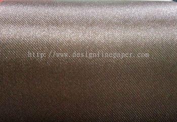 Fabric Satin Brown