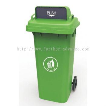 Environment Wheel Bin