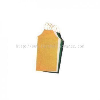 Jean/PVC/Leather Apron