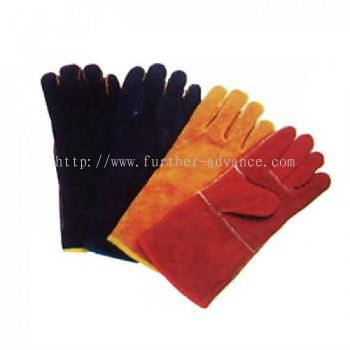"13""/18"" Full Leather Glove"