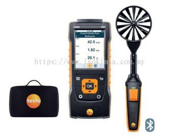 Testo 440 100 mm Vane Kit with Bluetooth®