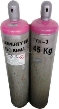 DYR-3 Refrigerants Cylinder 45kg