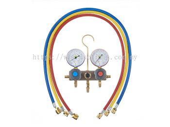 BM2-6-DS-R22-CCL-60 REFCO Manifold Set (R22/134A/404A)