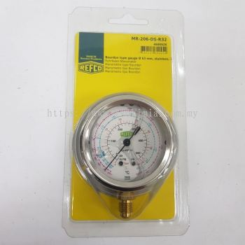 Refco MR-206-DS-R32 (LOW SIDE GAUGE)