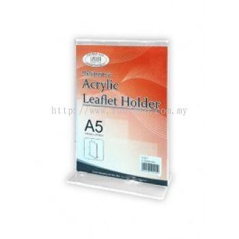 Acrylic Leaflet Holder A5 T Shape