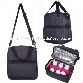 AUTUMNZ POSH COOLER BAG-BLACK