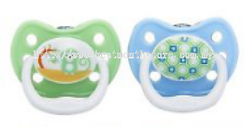 DR BROWN PREVENT CLASSIC SHIELD PACIFIER -STAGE 3 (12M+)