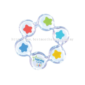 THE FIRST YEARS FLOATING FRIENDS TEETHER