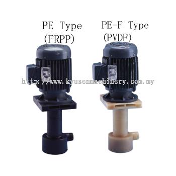 "Dry-Free Vertical Sealess ""PE"""