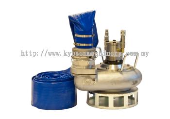 Hycon Hydraulic Water Pump : HWP4