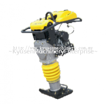 A) Rental Machinery - Tamping Rammer