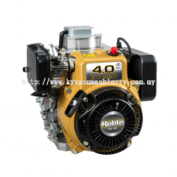 HISAKI GASOLINE ENGINE EH12 (ROBIN ENGINE)