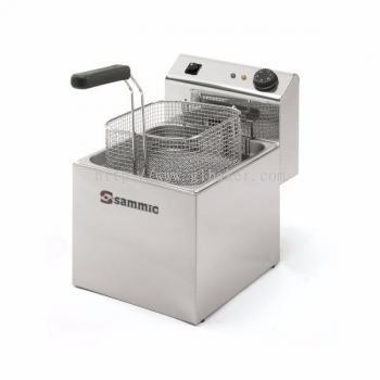 Commercial Electrical Fryer F-8