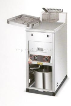 Commercial Deep Fryer with Stand BDH-20L