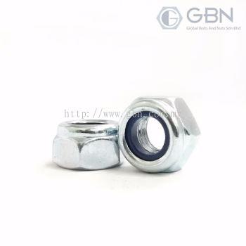 Lock Nuts DIN 985 Fine Thread