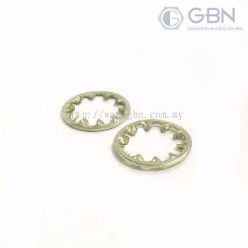 Internal Tooth Lock Washers DIN 6797 (J)