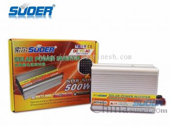 Suoer Power Inverter 500 WATT SDA SERIES 500WATT (SDA-500A)