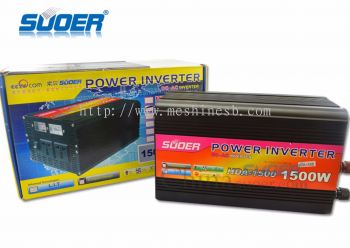 Suoer 1500W Inverter 24V 220V off Grid Inverter (HDA-1500B)