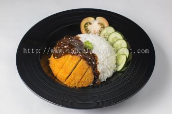 �ں������ŷ� Black Pepper Chicken Rice