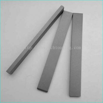 Carbide Flat Bar