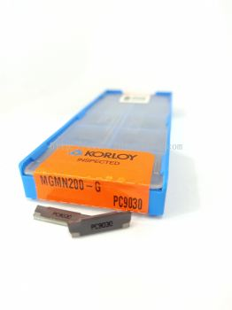Parting Insert MGMN200-M PC9030