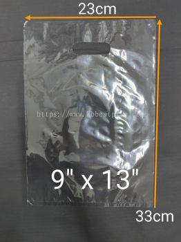 "PP Hole Bag 9""x13"" 200pcs+/-"