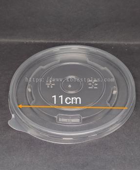 Paper Bowl Lid 520cc 50pcs+/-