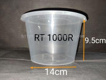Felton RT 1000R Round Tupperware 50pcs+/-