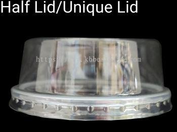 Half Lid/Unique Lid 50pcs+/-